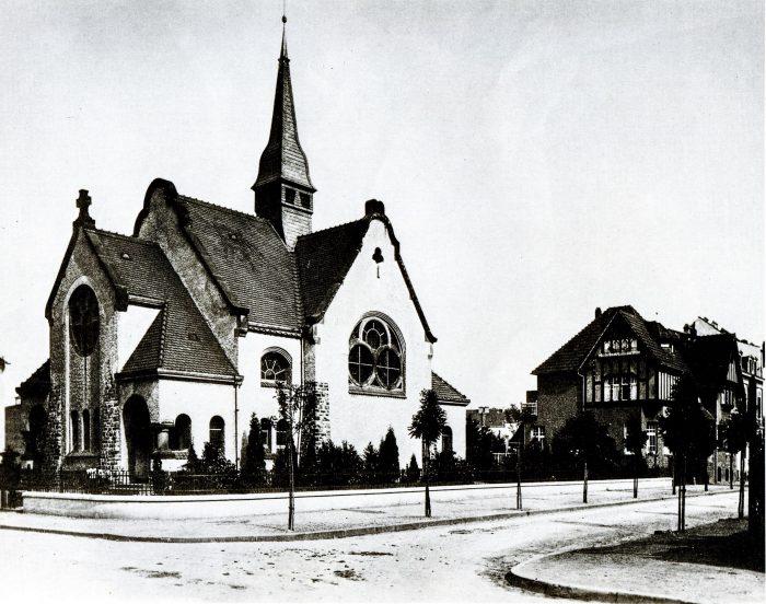 Erste evangelische Kirche Erkelenz
