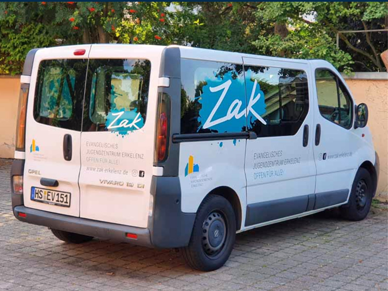 Neuer Gemeindebus ZaK
