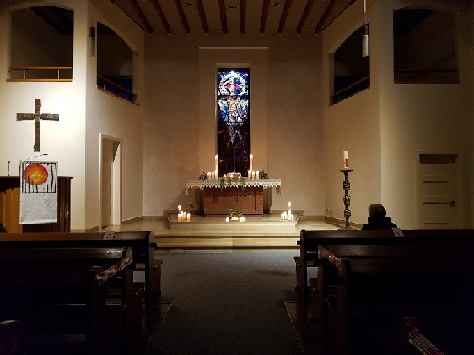 Wir laden zur Offenen Kirche ein!
