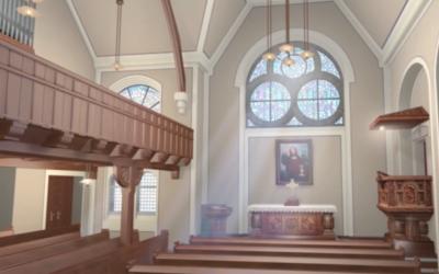 Rundgang durch die ehemalige Evangelische Kirche in Erkelenz