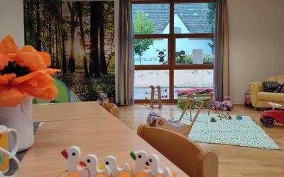Café Kinderwagen / Spielstube
