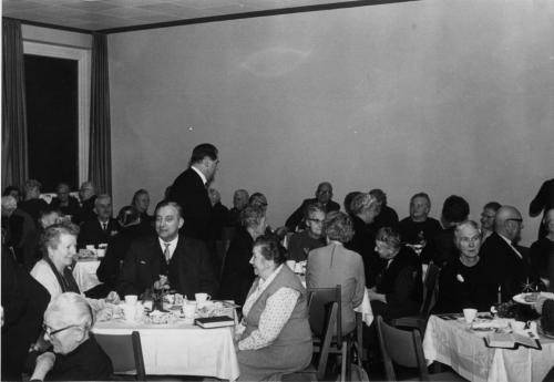 Feier Gemeindesaal 19_12_1964